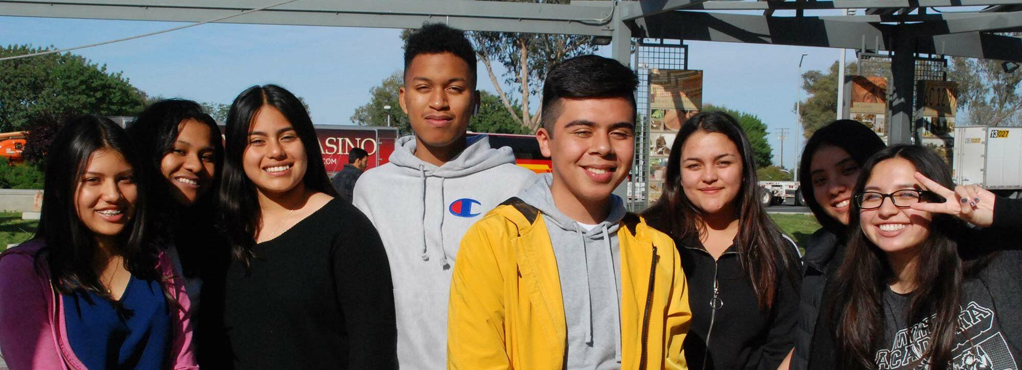 GEAR UP 4 LA Students